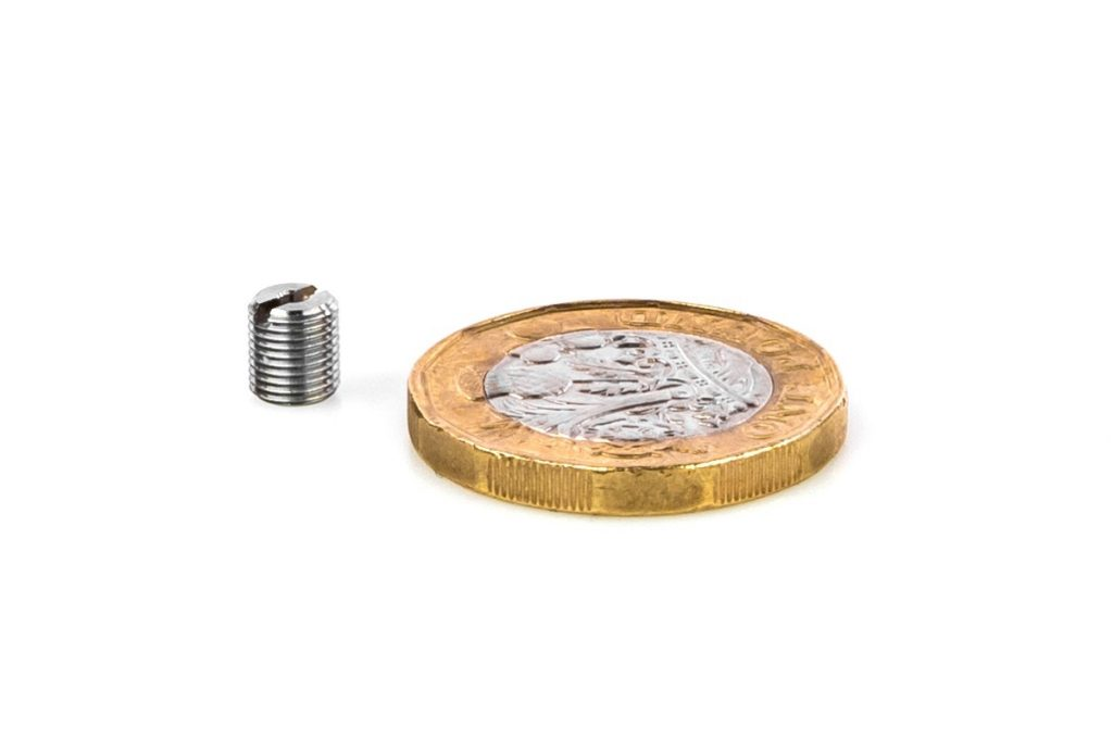 Small machined components  Midlands and UK