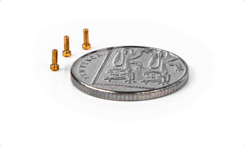 Small Brass Turned Parts & Components UK