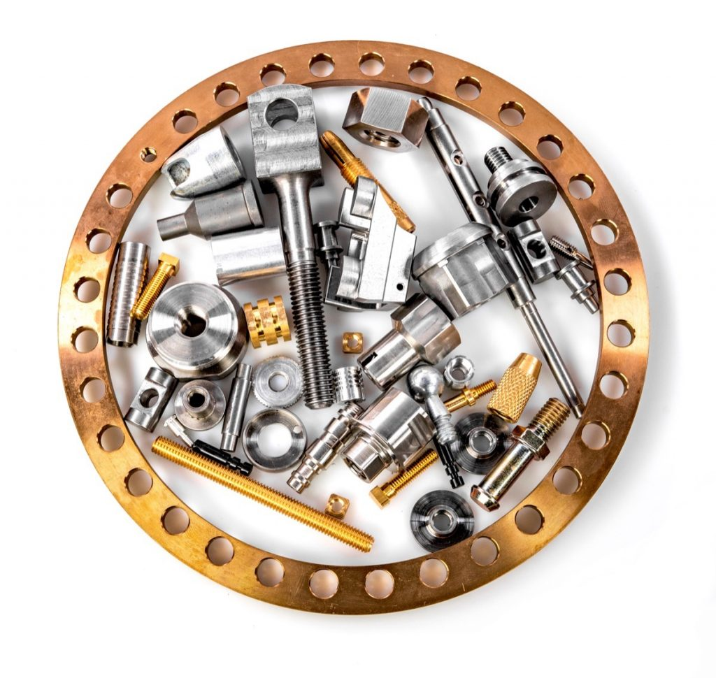 precision turned components companies Midlands